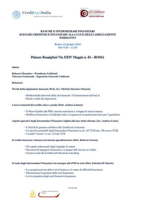 Banche e intermediari finanziari. Scenari creditizi e finanziari alla luce degli adeguamenti normativi