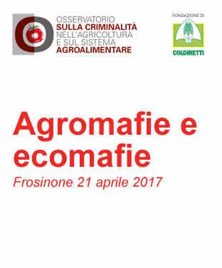 Agromafie e Ecomafie