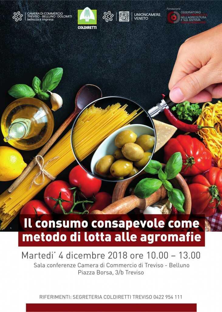 Il consumo consapevole come metodo di lotta alle agromafie